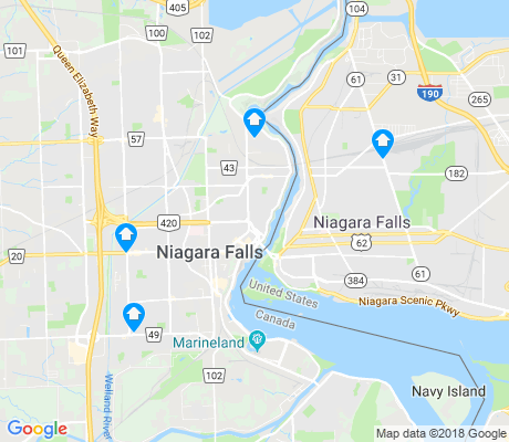Niagara Falls Apartments For Rent And Niagara Falls Rentals