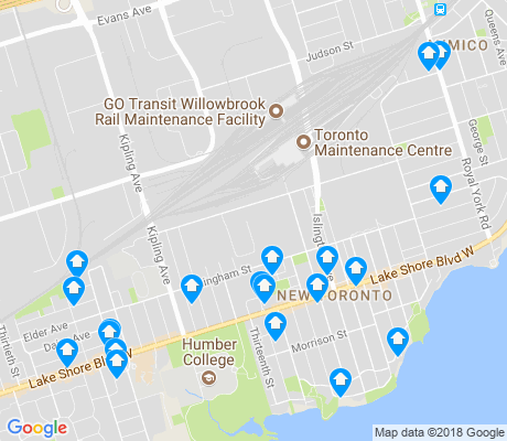 New Toronto Toronto Apartments For Rent And Rentals Walk
