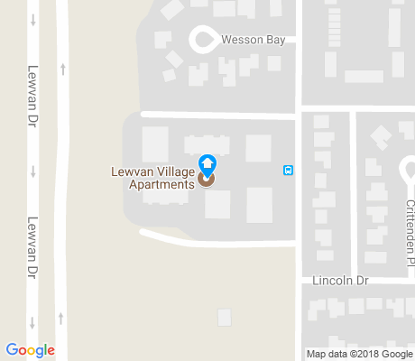 map of Lewvan Park apartments for rent