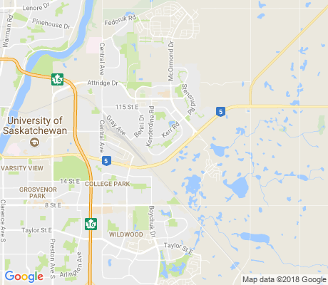 map of Arbor Creek apartments for rent