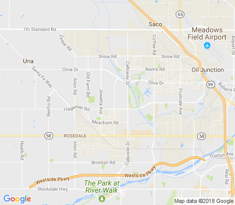 map of Westlakes apartments for rent