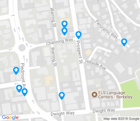 map of Panoramic Hill apartments for rent
