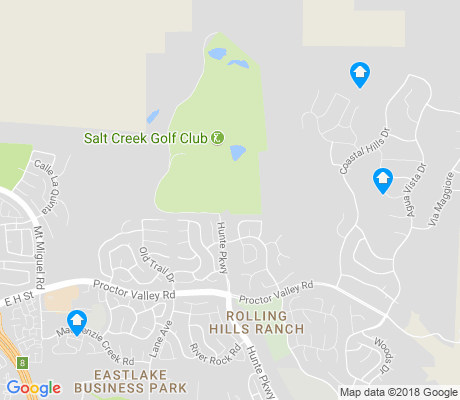 map of Rolling Hills Ranch apartments for rent