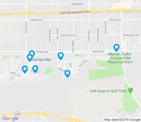 map of Southridge Village apartments for rent