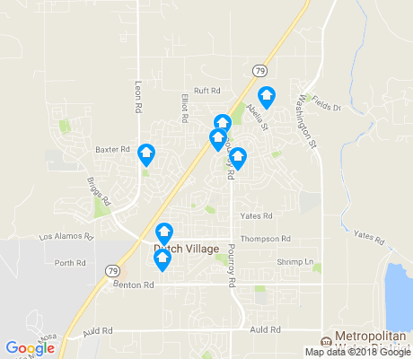 map of French Valley apartments for rent