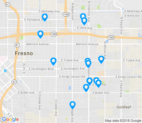 map of 93702 apartments for rent