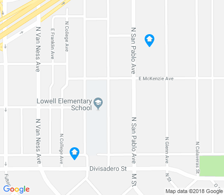 map of Lowell apartments for rent