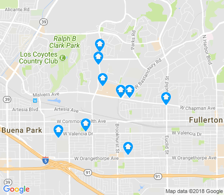 map of 92833 apartments for rent