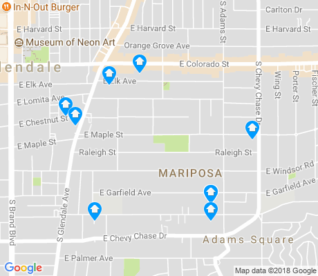 Mariposa Glendale Apartments for Rent and Rentals Walk Score