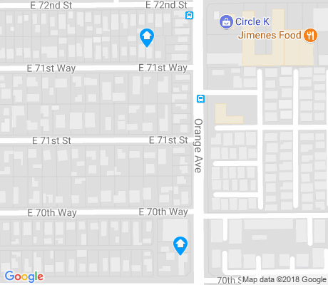 map of Hamilton apartments for rent