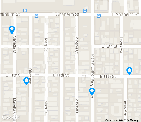 map of Saint Mary's apartments for rent