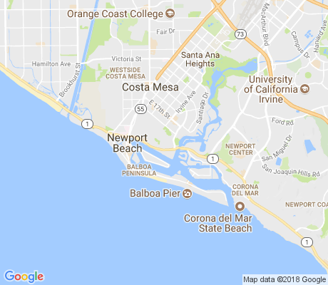 map of Cliff Haven apartments for rent
