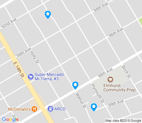 map of Cox apartments for rent