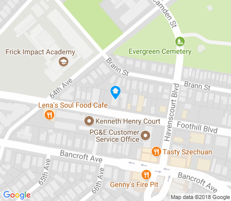 map of Frick apartments for rent