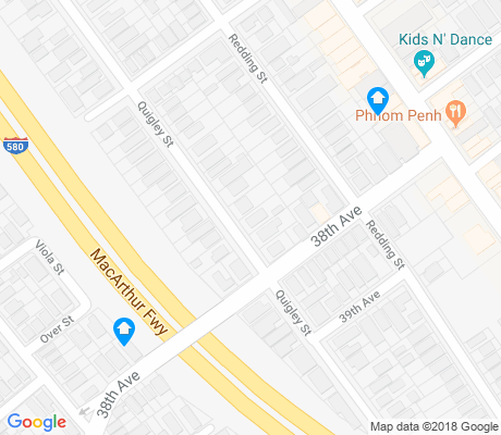 map of Laurel apartments for rent