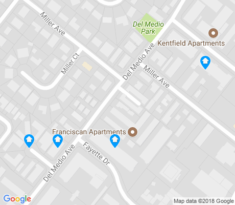 map of Monroe Park apartments for rent