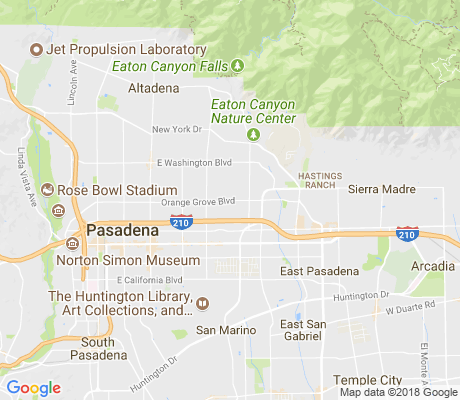 map of Casa Grande apartments for rent