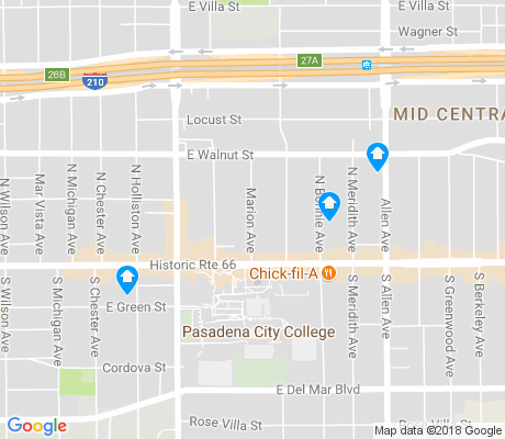 map of Marceline apartments for rent