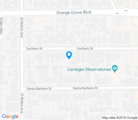 map of Olive Heights apartments for rent