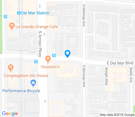 map of Raymond Hill apartments for rent