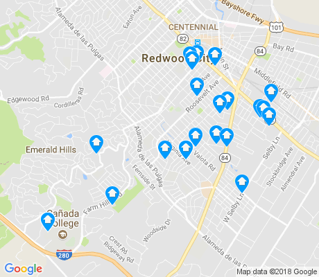 map of 94061 apartments for rent