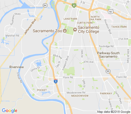 map of Freeport Manor apartments for rent