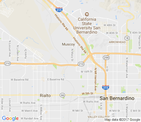 map of San Anselmo apartments for rent