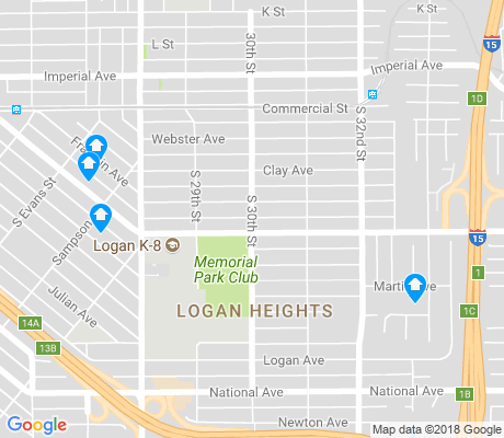 Logan Heights San Diego Apartments For Rent And Rentals Walk Score