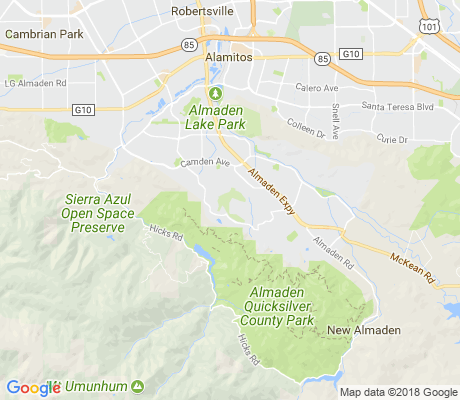 Almaden Country Club San Jose Apartments for Rent and Rentals - Walk ...