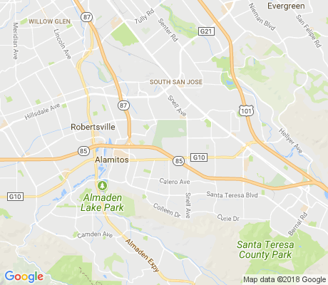 map of Colony Green apartments for rent
