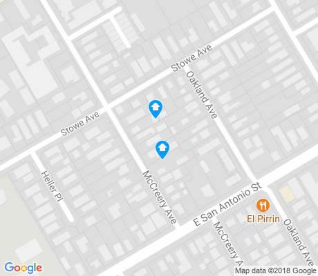 map of Mayfair apartments for rent