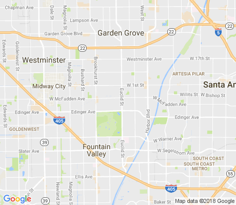 map of West Grove Valley apartments for rent