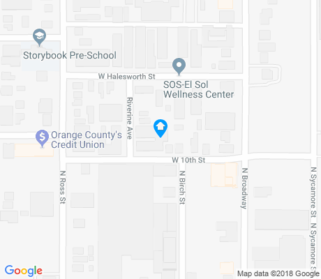map of Willard apartments for rent