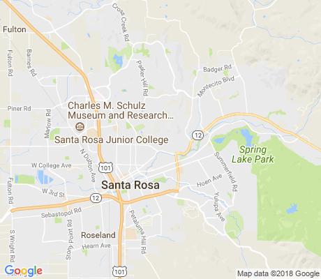 SOS Santa Rosa Apartments for Rent and Rentals - Walk Score