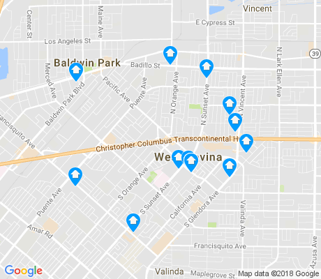 map of 91790 apartments for rent