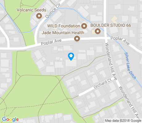 map of Wonderland Hills apartments for rent