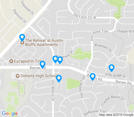 map of Old Farm apartments for rent