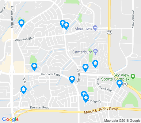 map of Southborough apartments for rent