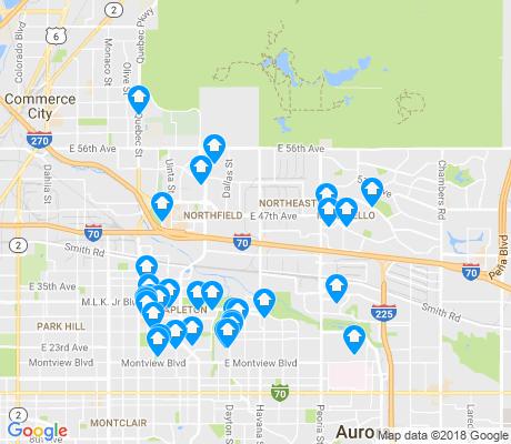 Stapleton Denver Apartments For Rent And Rentals Walk Score