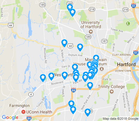 West Hartford Apartments for Rent and West Hartford Rentals Walk Score
