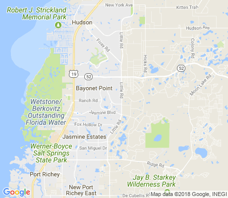 map of Driftwood Village apartments for rent
