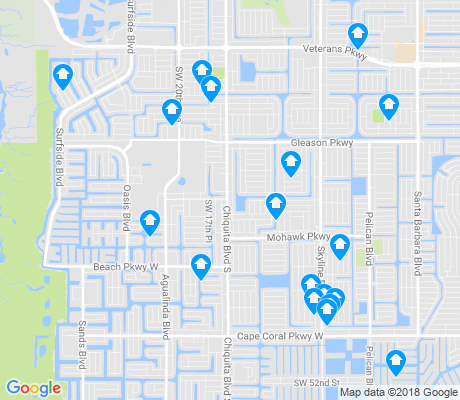 map of 33914 apartments for rent