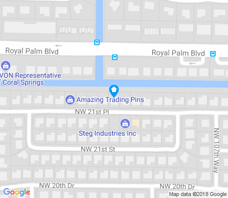 map of The Springs apartments for rent