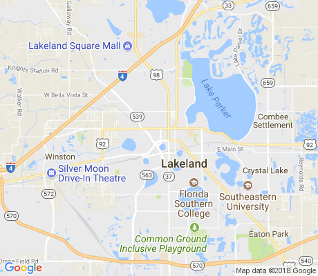 map of North Lake Wire apartments for rent