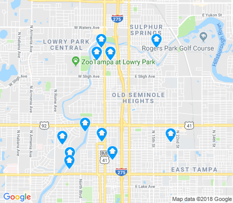 Old Seminole Heights Tampa Apartments For Rent And Rentals Walk Score