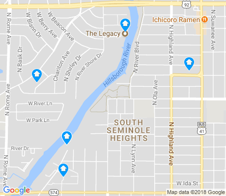 south seminole heights tampa apartments for rent and rentals walk score