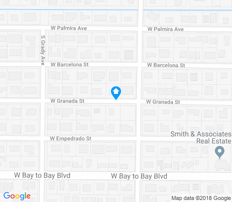 map of Virginia Park apartments for rent