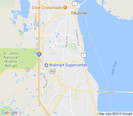 map of Indian River Heights apartments for rent