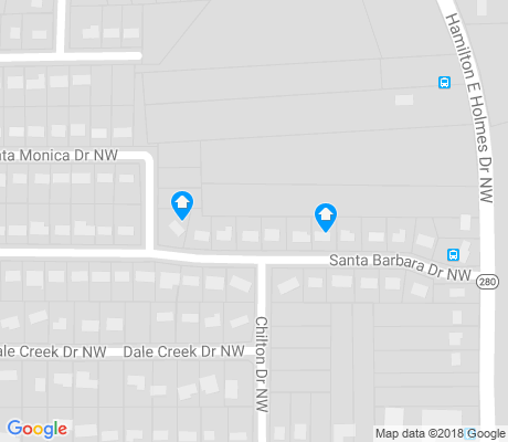 map of Center Hill apartments for rent