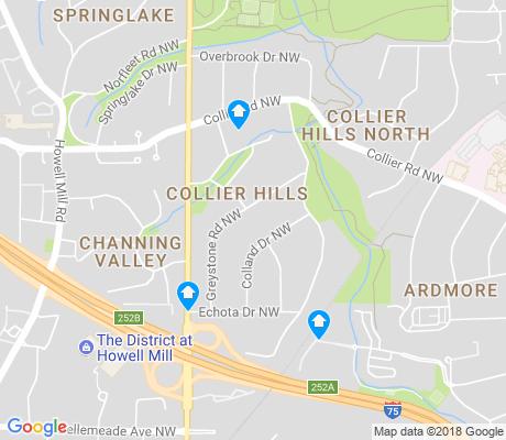 Collier Hills Atlanta Apartments For Rent And Rentals
